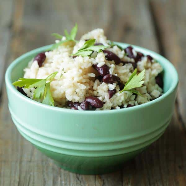 Caribbean Rice and Beans Recipe 2