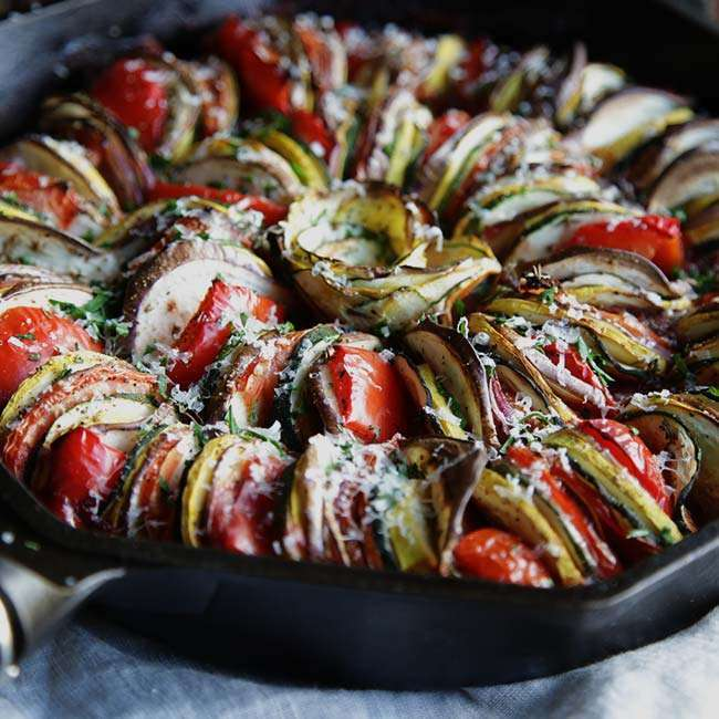 How To Make A Traditional Ratatouille Recipe Chef Billy Parisi
