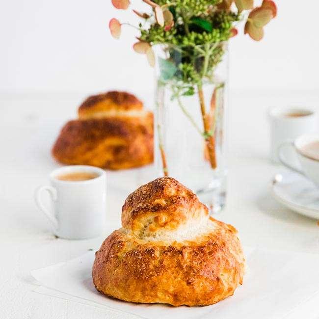 brioche bread recipe with espresso