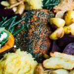 coho salmon recipe