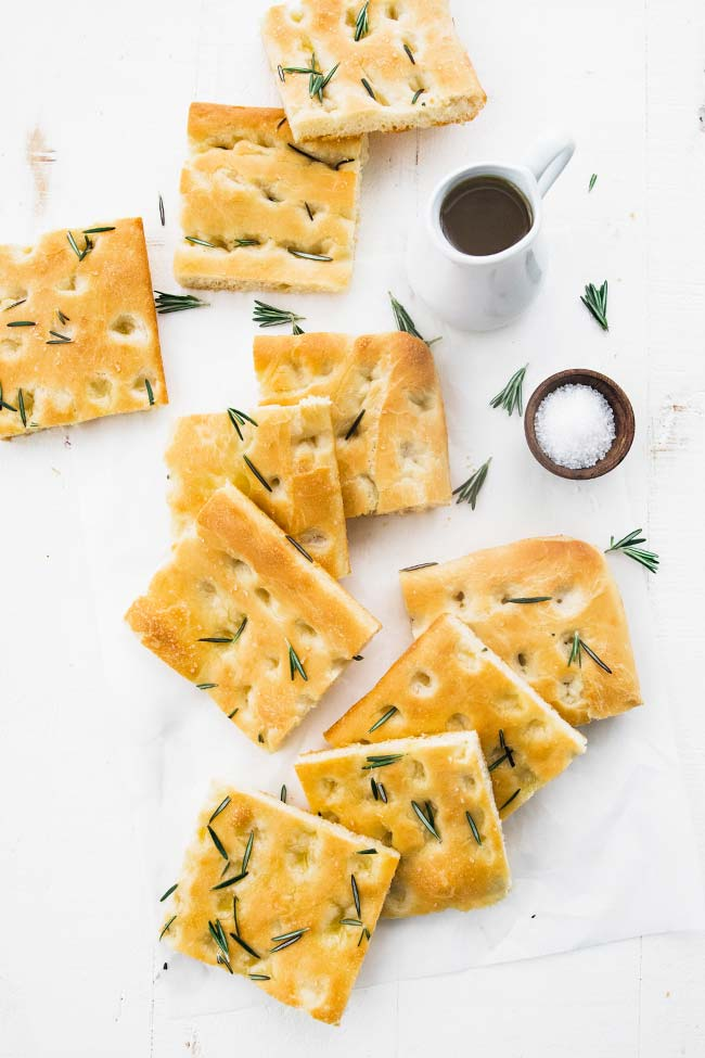 authentic focaccia