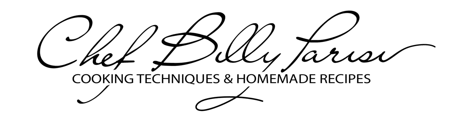 Chef Billy Parisi logo