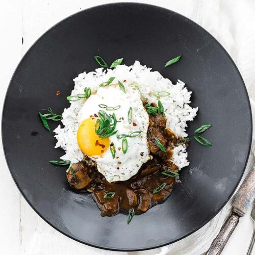 Hawaiian Loco Moco Recipe Chef Billy Parisi